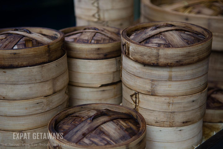 Dim Sum Steamers, Hong Kong
