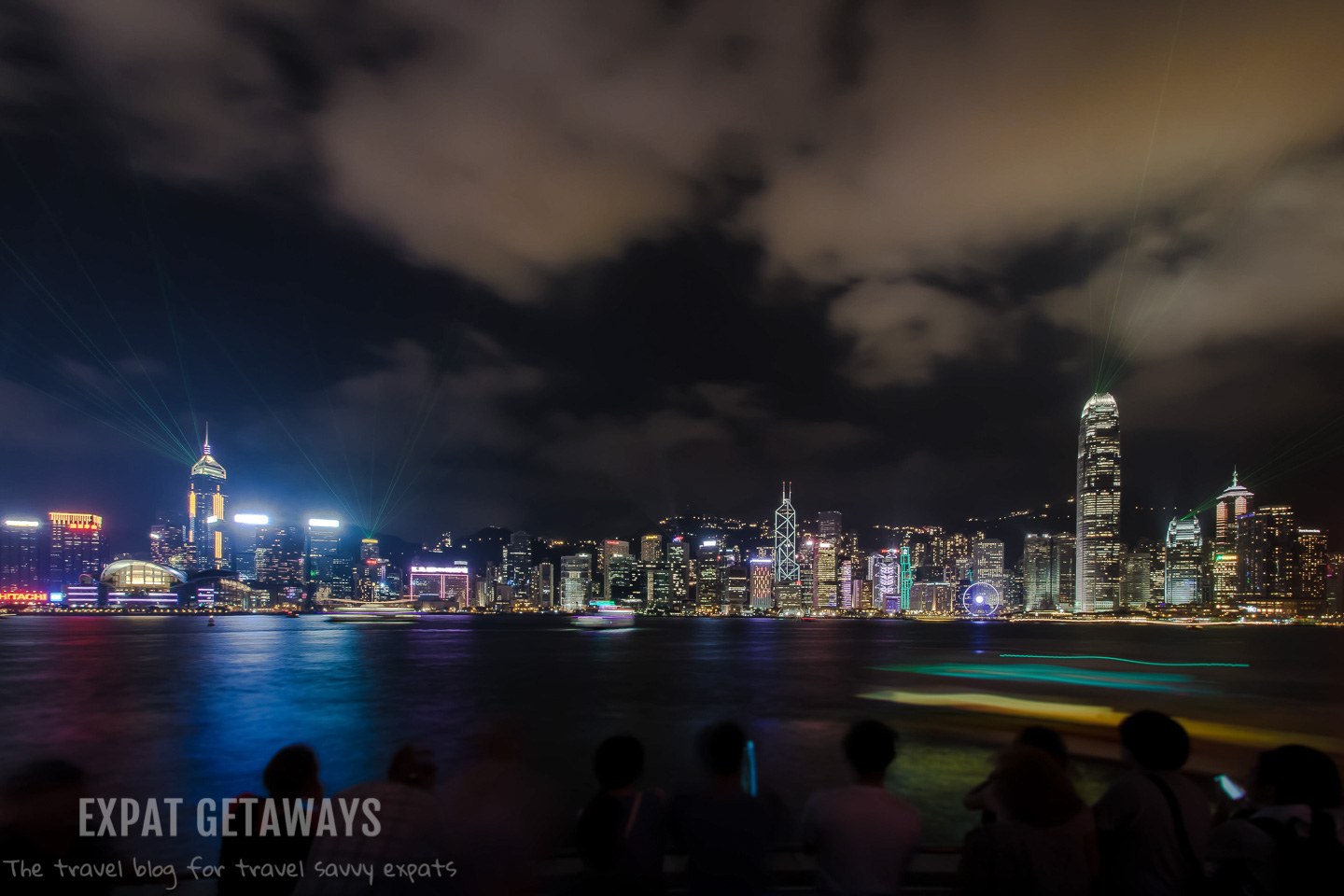 You can't miss seeing Hong Kong's iconic skyline by night. See it on a 48 hour layover on your next trip.